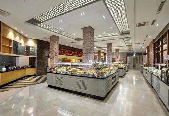 Sunis Efes Royal Palace Resort Spa Hotel  - снимка - 12