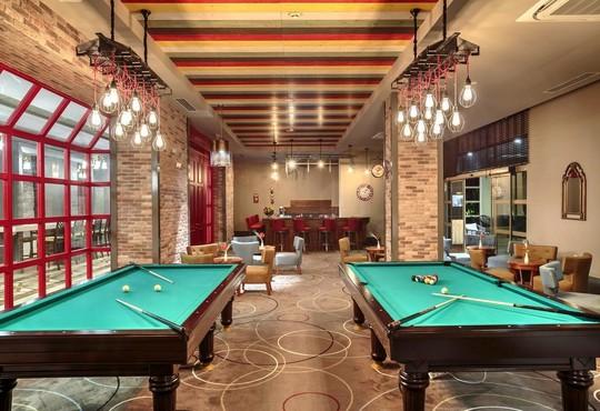 Sunis Efes Royal Palace Resort Spa Hotel  - снимка - 17