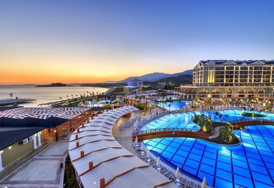 Sunis Efes Royal Palace Resort Spa Hotel  - снимка - 23