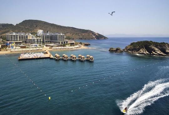 Sunis Efes Royal Palace Resort Spa Hotel  - снимка - 24