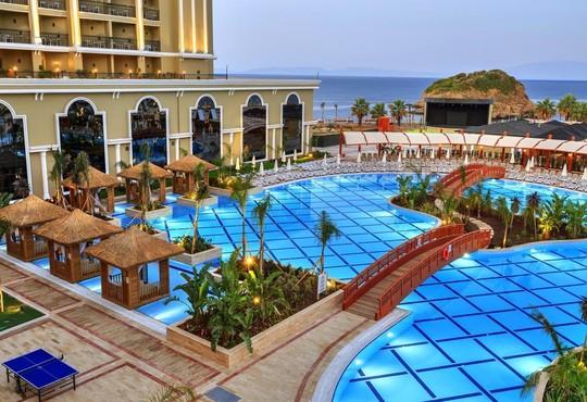Sunis Efes Royal Palace Resort Spa Hotel  - снимка - 26