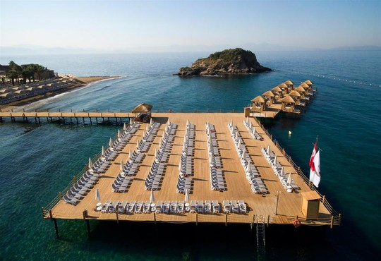 Sunis Efes Royal Palace Resort Spa Hotel  - снимка - 28