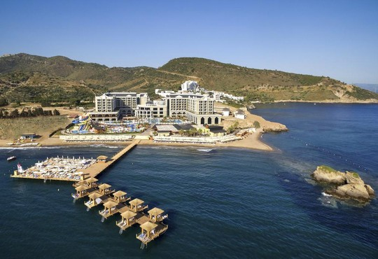 Sunis Efes Royal Palace Resort Spa Hotel  - снимка - 5