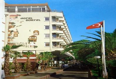 Самолетна почивка в Турция! 7 нощувки на човек на база All inclusive в Surtel Hotel 0*, Кушадасъ, Егейска Турция с двупосочен чартърен полет от София - Снимка
