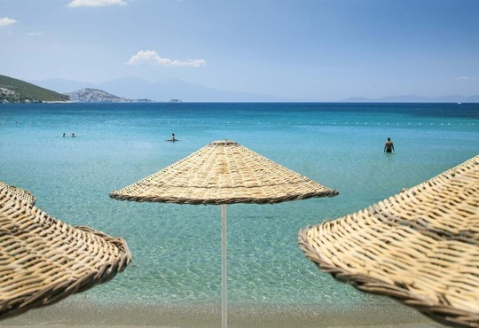 Tusan Beach Resort Hotel - снимка - 25