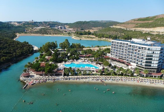 Tusan Beach Resort Hotel - снимка - 27