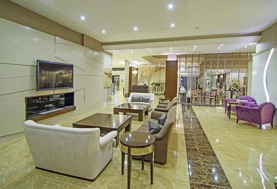 Tusan Beach Resort Hotel - снимка - 2