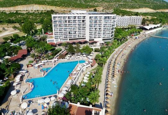 Tusan Beach Resort Hotel - снимка - 3