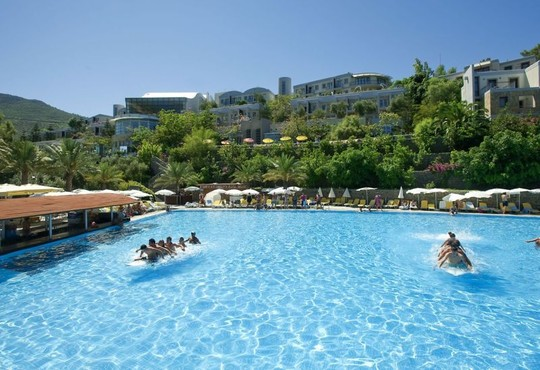 Duja Bodrum Hotel (ex.kervansaray) 5 * 5* - снимка - 4