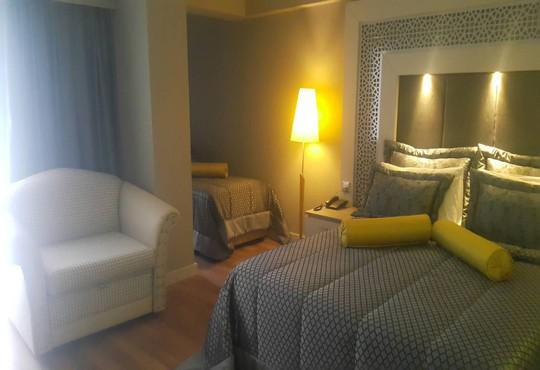 Didim Beach Resort Aqua & Elegance Thalasso 5* - снимка - 2