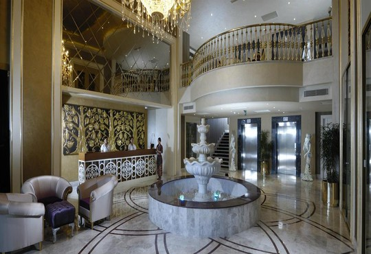 Tthe Bodrum Royal Palace / Ex. Paramount Hotel / 5* - снимка - 13