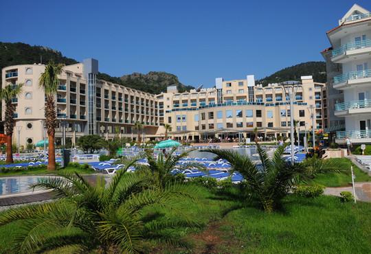 Green Nature Resort Spa 5* - снимка - 3