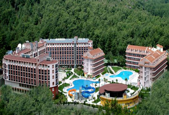 Green Nature Resort Spa 5* - снимка - 4