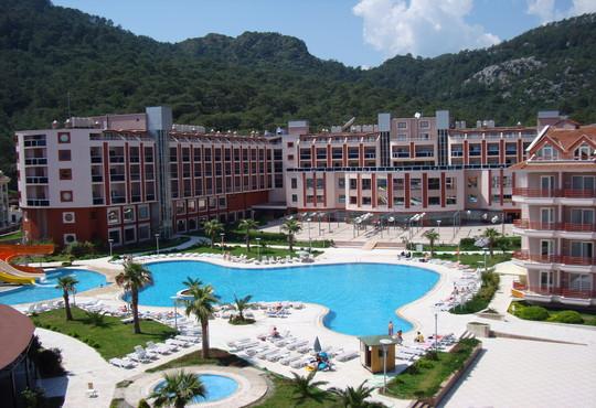 Green Nature Resort Spa 5* - снимка - 2