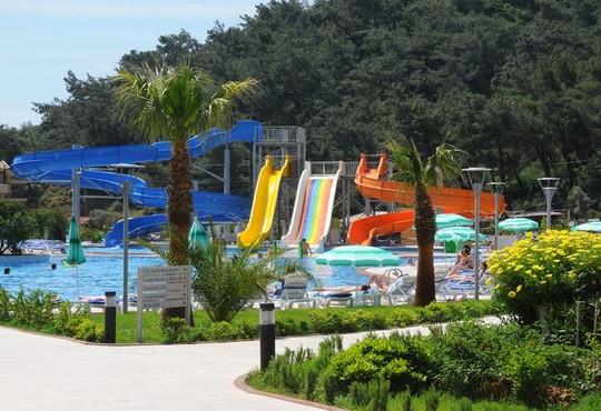 Green Nature Resort Spa 5* - снимка - 13