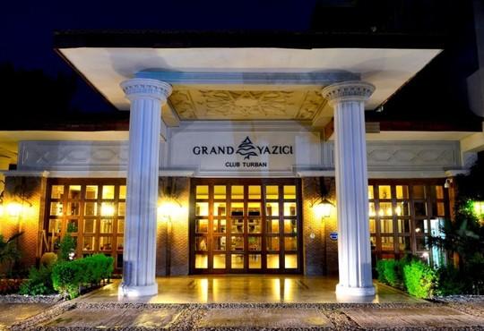 Grand Yazici Club Turban 5* - снимка - 3