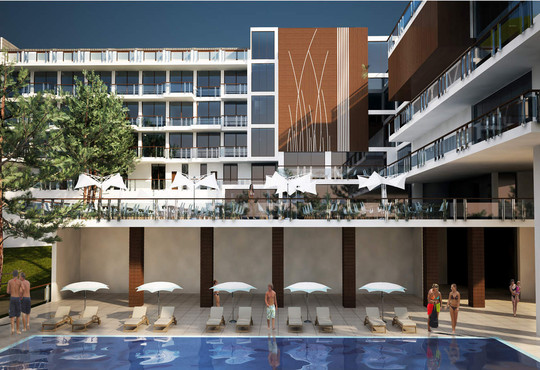 Sentido Orka Lotus Beach 5* - снимка - 1