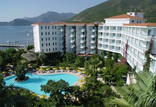 Tropikal Hotel 4* - снимка - 1