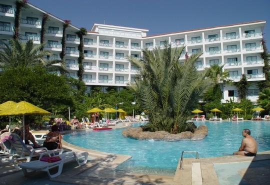 Tropikal Hotel 4* - снимка - 2