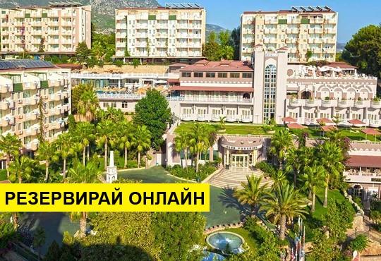 Автобусна програма от София! 5 нощувки на база Ultra all inclusive в