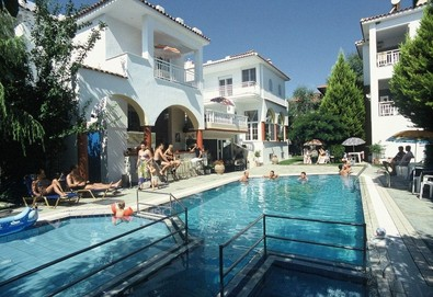 Нощувка на база All inclusive в Hotel Melissa Gold Coast 2*, Псакудия, Халкидики - Снимка