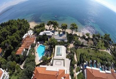 Нощувка на база Закуска, Закуска и вечеря в Danai Beach Resort & Villas 5*, Никити, Халкидики - Снимка