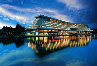 Нощувка на база BB,HB в Porto Carras Meliton Thalasso & Spa Hotel 5*, Неос Мармарас, Халкидики