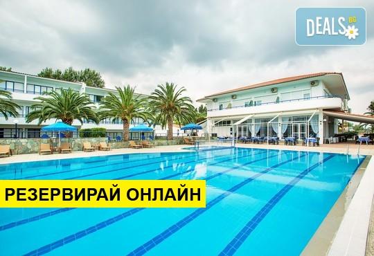 5+ нощувки на база HB, AI в Port Marina Hotel 3*, Пефкохори, Халкидики