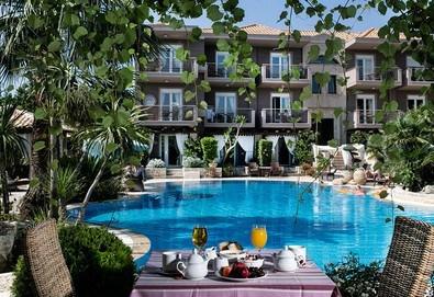 3+ нощувки на човек на база Закуска, Закуска и вечеря в Achtis Hotel 4*, Афитос, Халкидики - Снимка