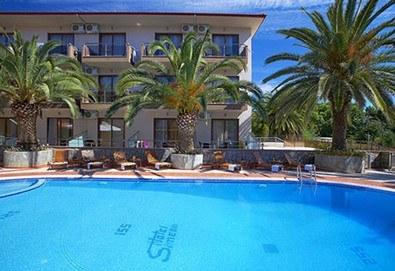Нощувка на база Закуска и вечеря, All inclusive в Hotel Simeon 3*, Метаморфоси, Халкидики - Снимка