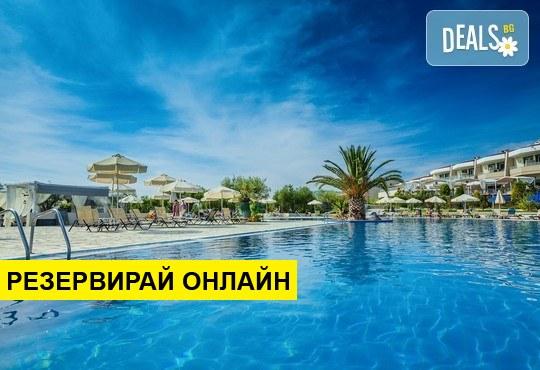 Нощувка на база HB,FB,AI в Anastasia Resort & Spa 5*, Неа Скиони, Халкидики