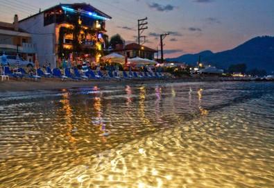 Нощувка на човек на база Само стая, Закуска в Blue Sea Beach Boutique Hotel 2*, Скала Потами, о. Тасос - Снимка