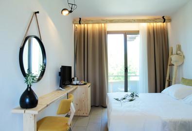 3+ нощувки на човек на база Закуска и вечеря в Filippos Hotel 3*, Скала Рахони, о. Тасос, безплатно за деца до 1.99 г. - Снимка