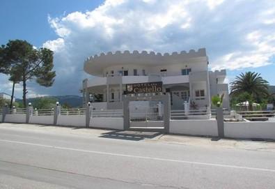 4+ нощувки на човек на база Закуска в Hotel Castello Catteluzi 3*, Лименария, о. Тасос - Снимка