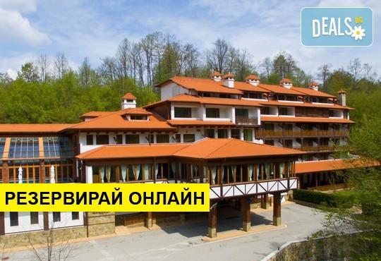 Нощувка на база BB в хотел Боженци 1*, Черневци