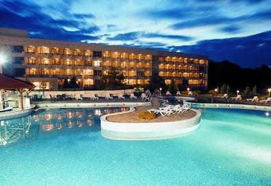 Почивайте в СПА хотел Аугуста 3*, Хисаря, в период по избор! Нощувка със закуска и вечеря, ползване на басейн и джакузи - Снимка