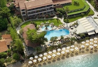 Нощувка на база Закуска и вечеря в Anthemus Sea Beach Hotel & Spa 5*, Никити, Халкидики - Снимка