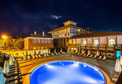 Нощувка на база BB,HB в Каменград Хотел & СПА