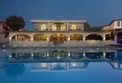 Нощувка на база Закуска и вечеря, All inclusive в Portes Beach Hotel 4*, Потидея, Халкидики - Снимка
