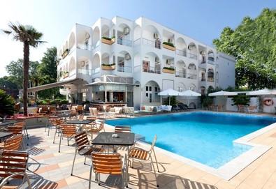3+ нощувки на човек на база Закуска, Закуска и вечеря в Kronos Hotel 3*, Платамонас, Олимпийска ривиера - Снимка
