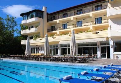5+ нощувки на човек на база All inclusive в San Panteleimon Beach Hotel 4*, Пантелеймонас, Олимпийска ривиера - Снимка