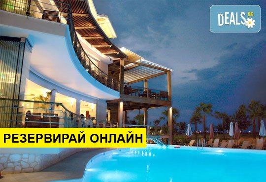 Нощувка на база HB в Cosmopolitan Hotel & Spa 4*, Паралия Катерини, Олимпийска ривиера