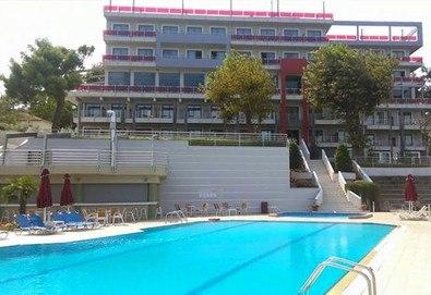 Нощувка на база Закуска и вечеря, All inclusive в Olympus Thea Boutique Hotel 4*, Платамонас, Олимпийска ривиера - Снимка
