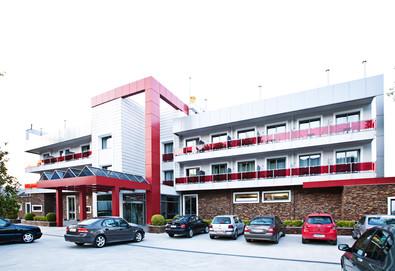 Нощувка на база HB,AI в Olympus Thea Boutique Hotel 4*, Платамонас, Олимпийска ривиера