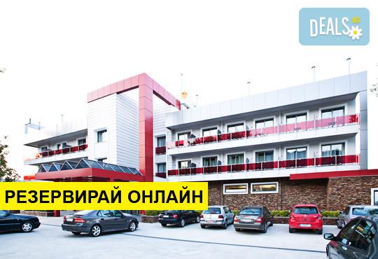 Нова година в Olympus Thea Boutique Hotel 4*, Платамонас, Олимпийска ривиера