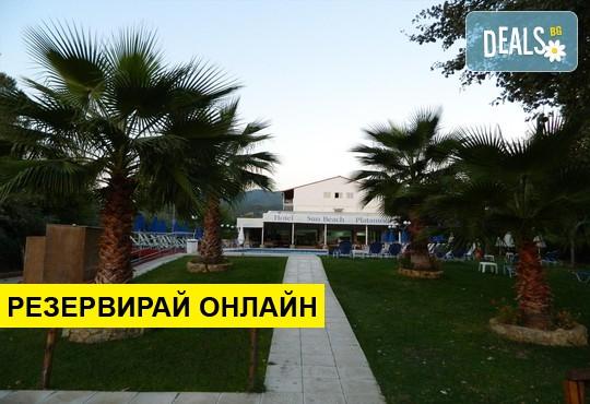 2+ нощувки на база Закуска и вечеря в Sun Beach Hotel Platamon 3*, Платамонас, Олимпийска ривиера