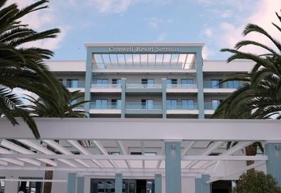 3+ нощувки на човек на база All Inclusive в Cronwell Resort Sermilia 5*, Псакудия, Халкидики - Снимка