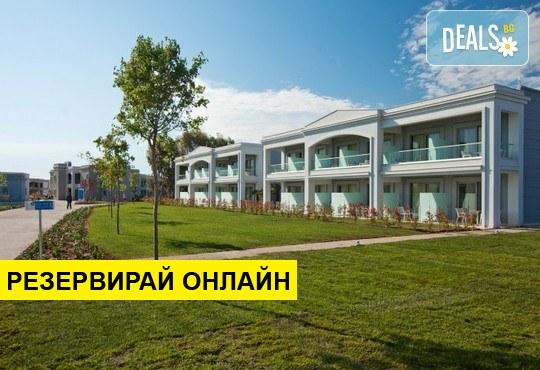 Нощувка на база AI в Blue Lagoon Princess Hotel 5*, Полигирос, Халкидики