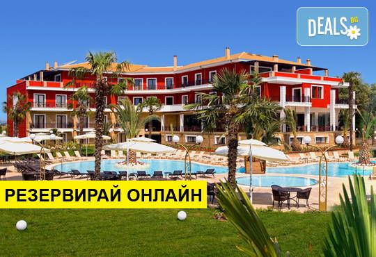 Нова година в Mediterranean Princess Hotel 4*, Катерини: 3/4 нощувки на база НВ, гала вечеря