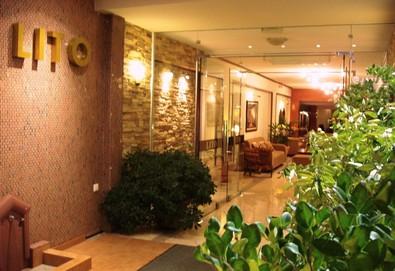 Нощувка на човек на база Закуска и вечеря в Lito Hotel 2*, Паралия Катерини, Олимпийска ривиера, безплатно за деца до 2.99 г. - Снимка